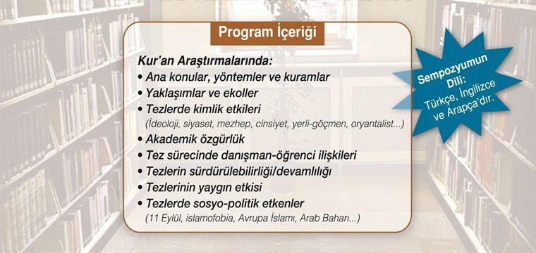 PROGRAM İÇERİĞİ